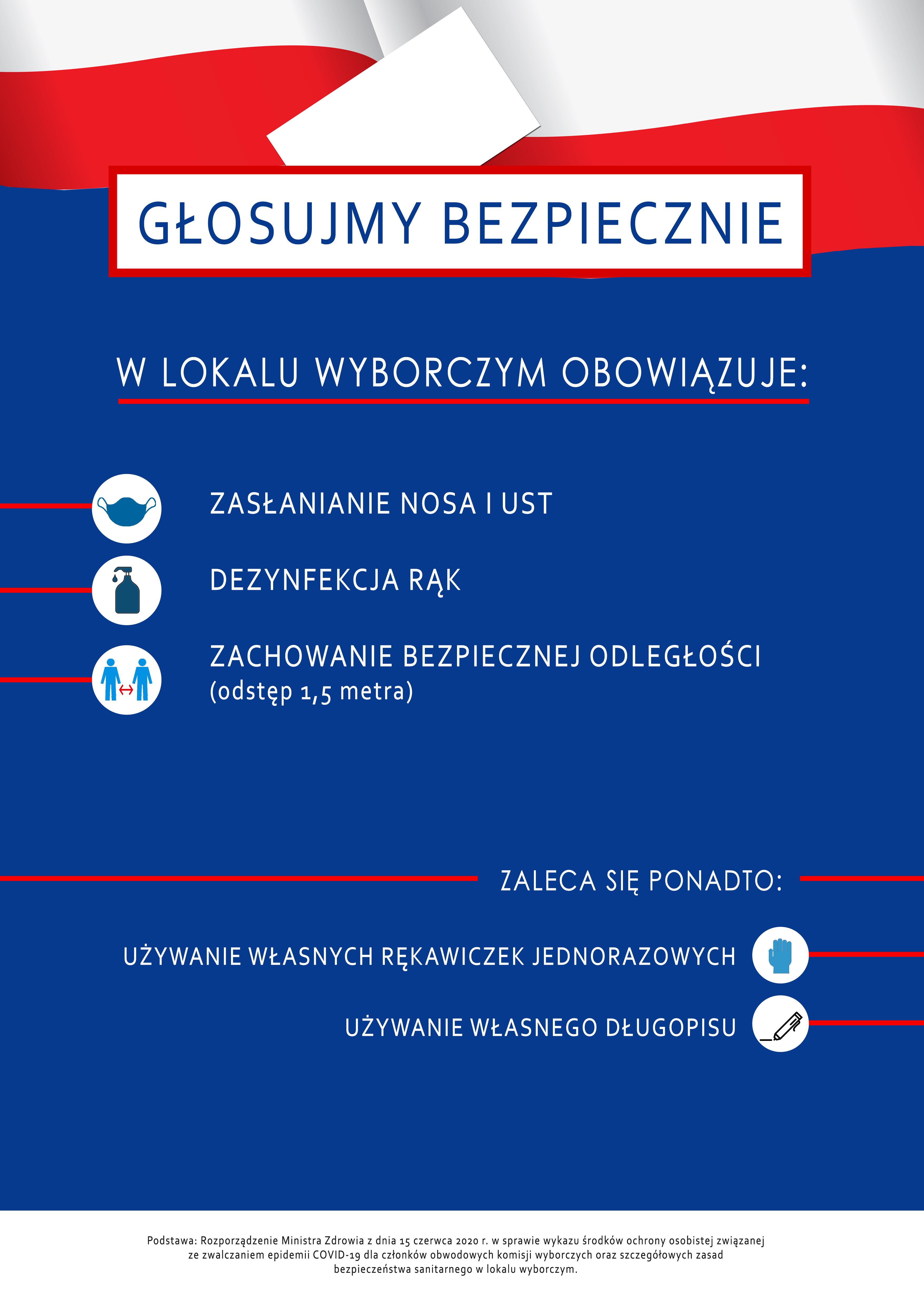 Afisz na wybory